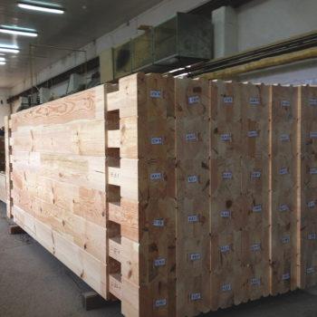 Клеєний брус експорт