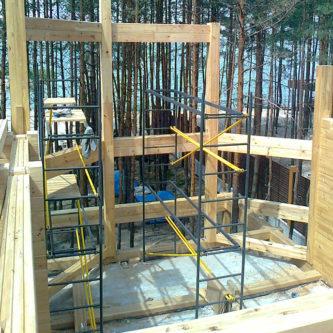Будівництво дерев'яних будинків Харків