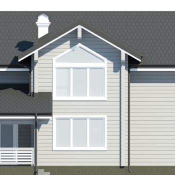 Будинок з бруса проект