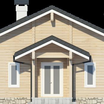 Деревянные дома хонка