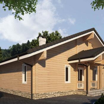 Строительство элитных деревянных домов