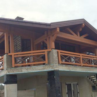 Будівництво будинків з деревини