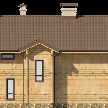 проект дерев'яного будинку