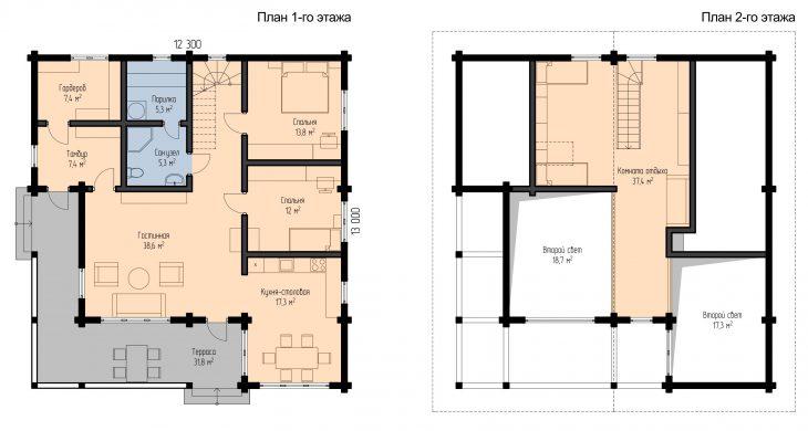 Персефона план дома