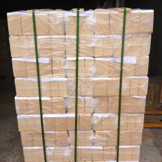упаковка топливных брикетов