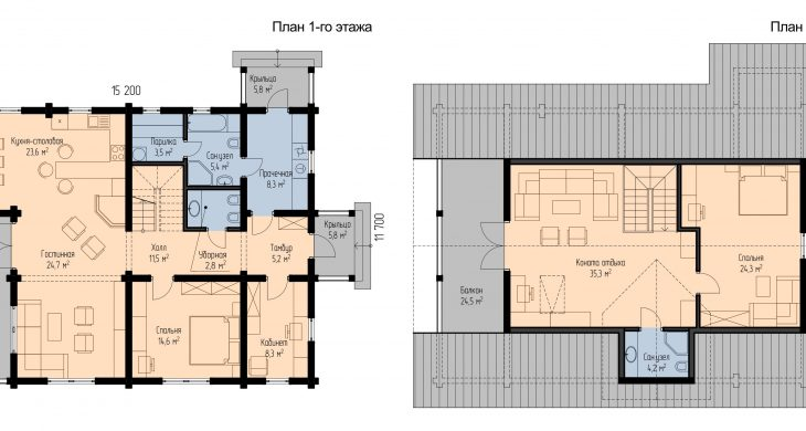 планы дома